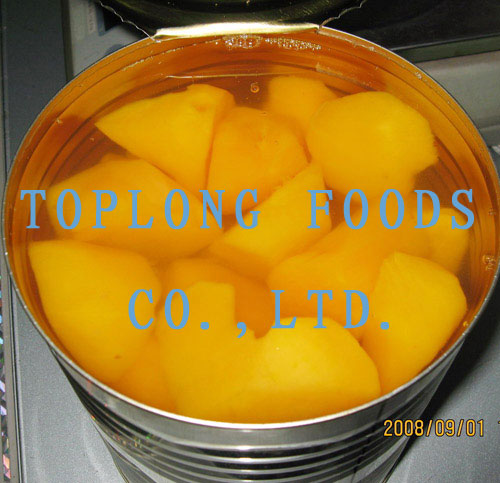 Canned Sweet Potato in Syrup